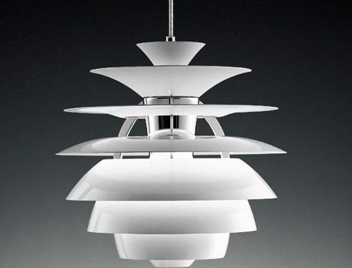 Una lámpara de techo un complemento ideal para una buena ...