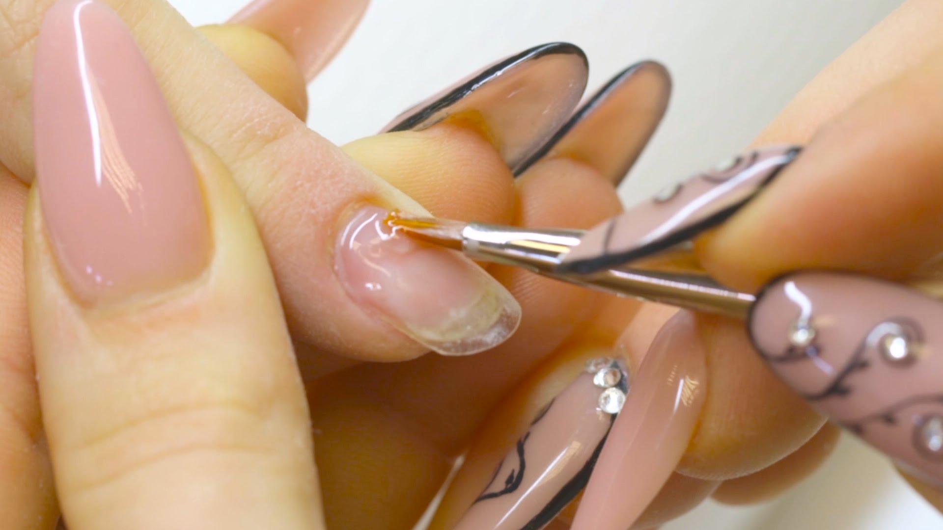Tendencias en uñas de gel